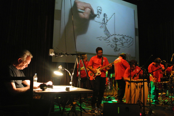 Drawing (a)live México